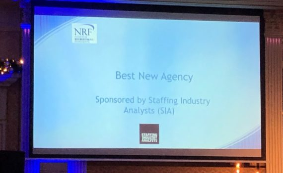 Armont Recruitment shortlisted 'Best New Agency' at Ireland's 2018 Recruitment Industry Awards